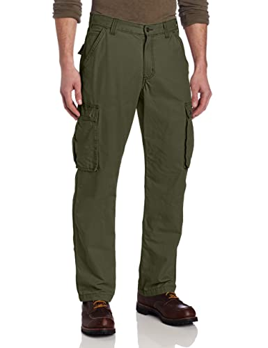 Amazon.com: Carhartt Men's Rugged Cargo Pant in Relaxed Fit ...