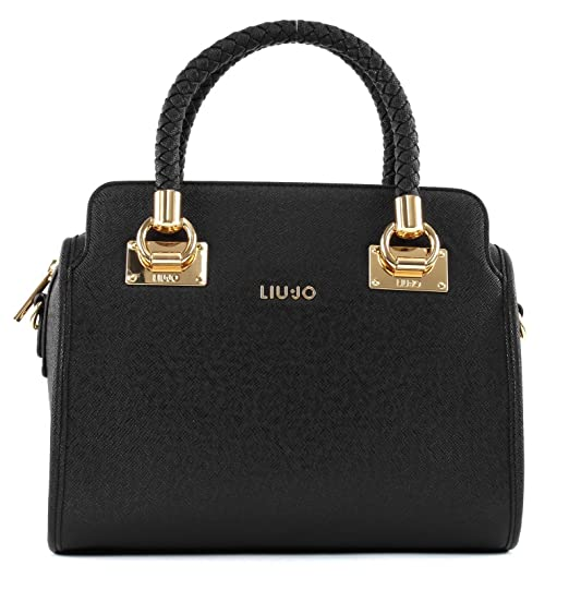 6dac006a8c670 Liu Jo Anna Handtasche black black x  Amazon.co.uk  Shoes   Bags