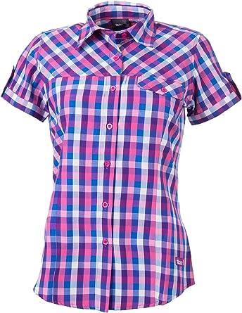 Izas Ovek Camisa, Mujer : Amazon.es: Ropa