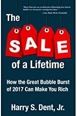 The Sale of a Lifetime: How the Great Bubble Burst of 2017 Can Make You Rich Hardcover