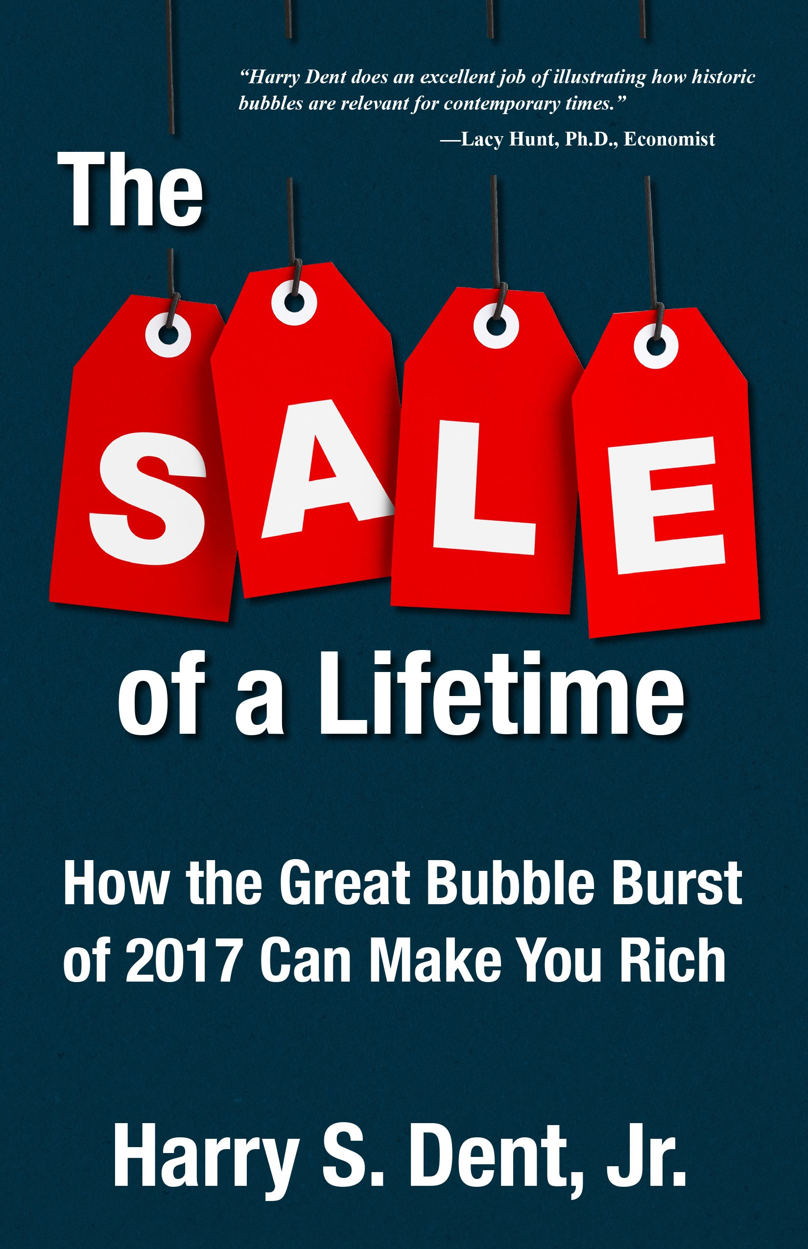 The Sale of a Lifetime How the Great Bubble Burst of 2017-2019 Can Make You Rich