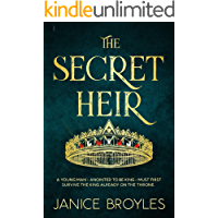 The Secret Heir: David has a secret…and a dangerous love.