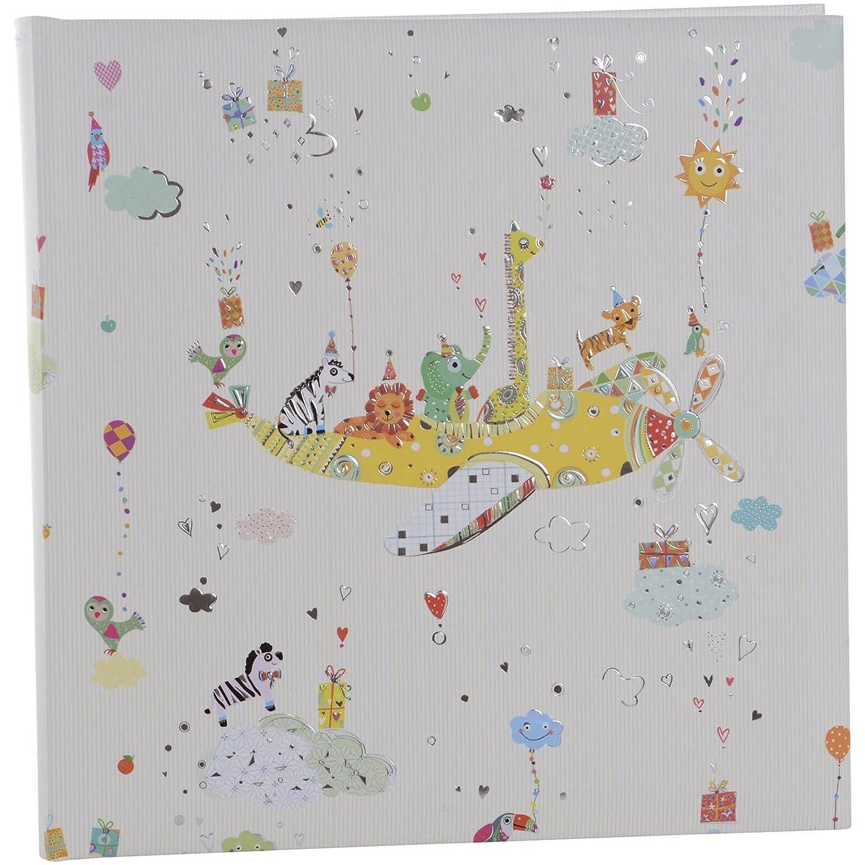 250 x 250 mm Baby Album Buch 24270 60 Seiten goldbuch Fotoalbum /´Baby on Tour/´