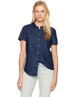 f38c32b591 Levi's Women's Ultimate Western Shirt at Amazon Women's Clothing store