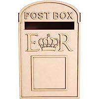 LaserSmith Boda Buzón de Correos, Royal Mail Estilo