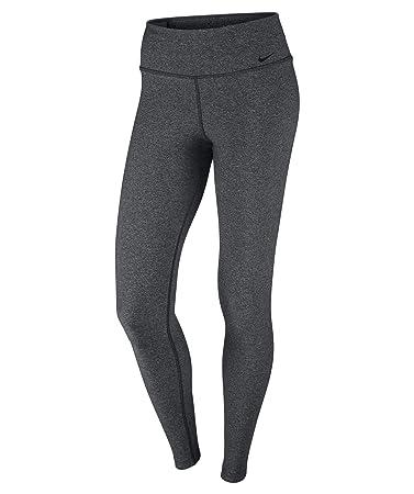 Nike Legend 2.0 Ti Poly Pant Leggings Damen, Farbe Schwarz