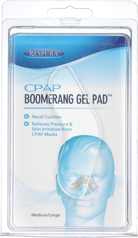RESPURA AGGELPAD-ML Boomerang Gel Pad, M/L