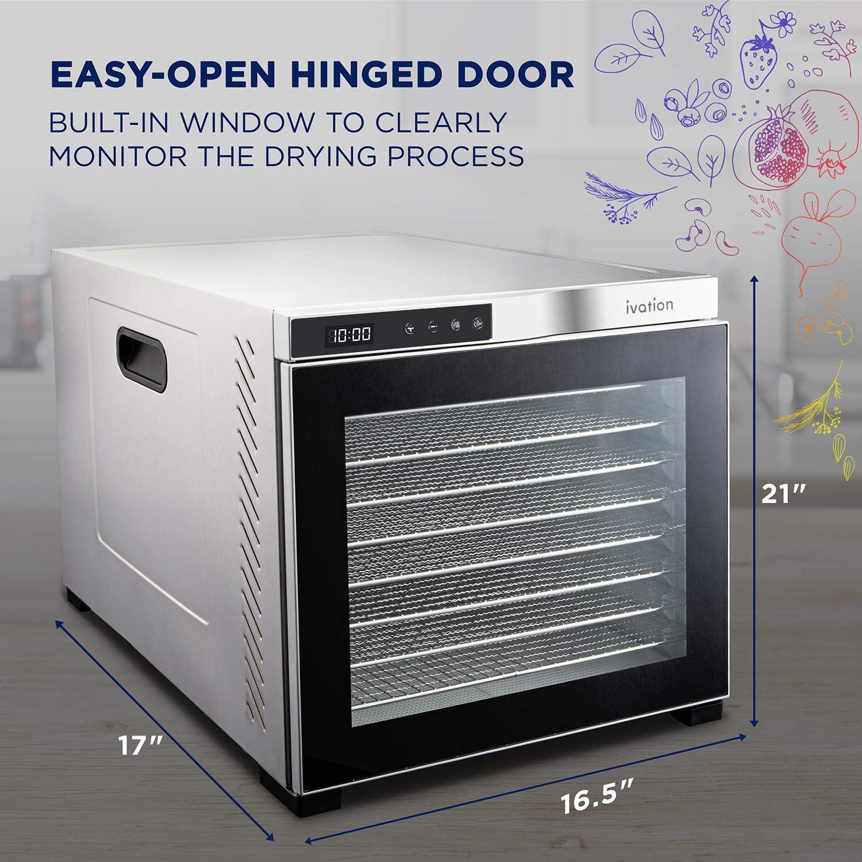 iviation-food-dehydrator-machine