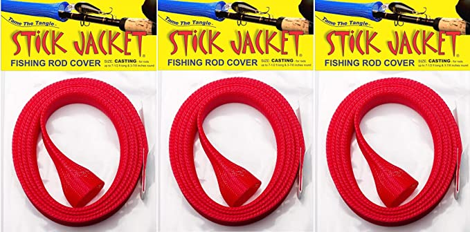 Contusion Casting Stick Jacket Fishing Rod Cover