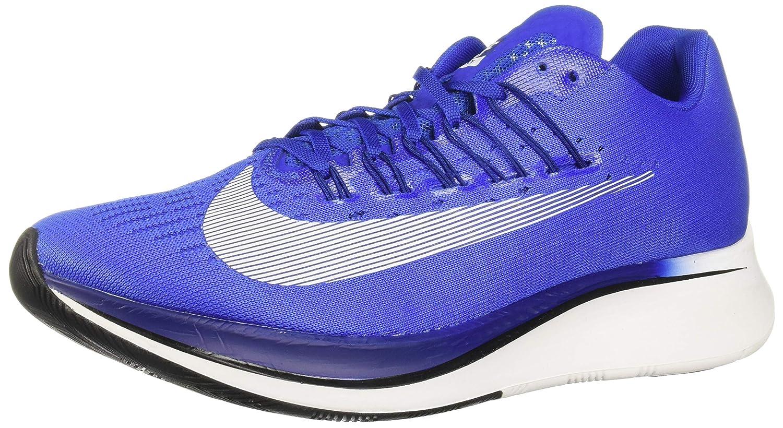 b14ba5a32299 Nike Zoom Fly Men s Running Shoe 880848-411 Hyper Royal Deep Royal Blue  Black White  Amazon.com.au  Fashion