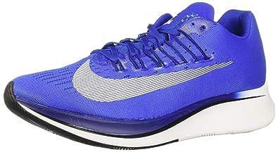072e7bdf6167 Nike Zoom Fly Men s Running Shoe 880848-411 Hyper Royal Deep Royal Blue  Black White
