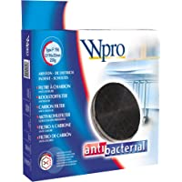 Wpro FAC529 Filtre de Hotte à Charbon F196 Diamètre: 196 mm