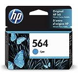 HP 564 | Ink Cartridge | Cyan | CB318WN