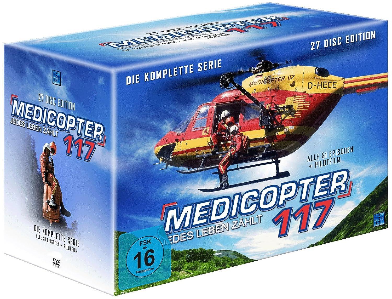 Medicopter 117 videos