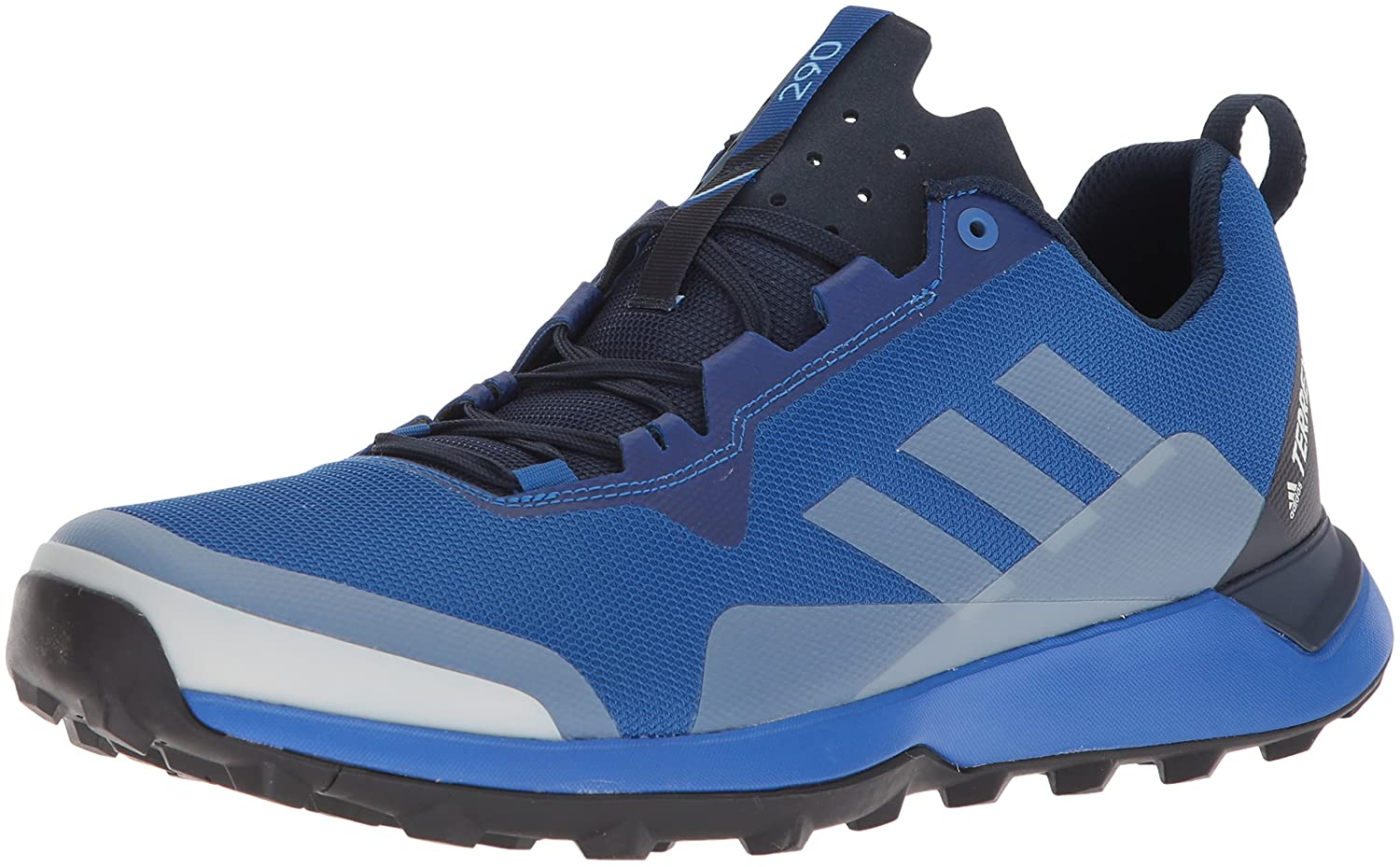 Adidas outdoor Men's Terrex CMTK Walking Schuhe, Blau Beauty Grau One Col. Navy, 10 D US