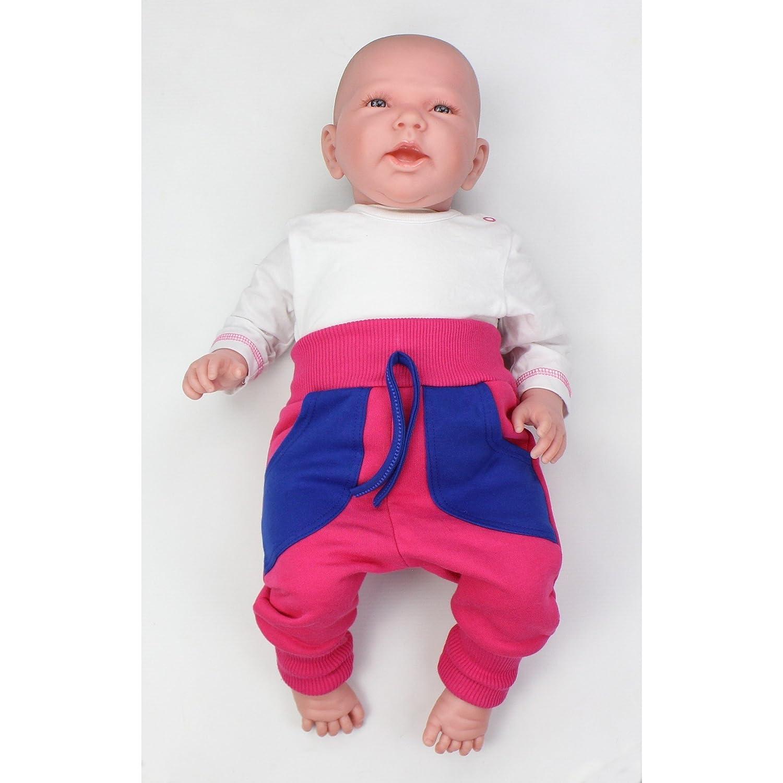 TupTam Unisex Baby Hose Baggy Jogginghose Baumwolle