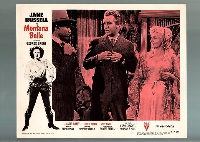 Amazon.com: MOVIE POSTER: HOT BLOOD-LOBBY CARD-1956-JANE ...