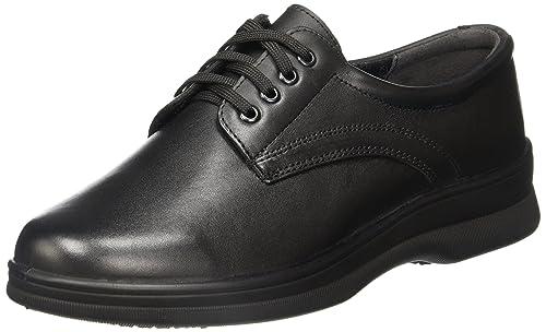Mujer De Zapato Flexi Para Soft Lady Servicio Uniforme qC10U