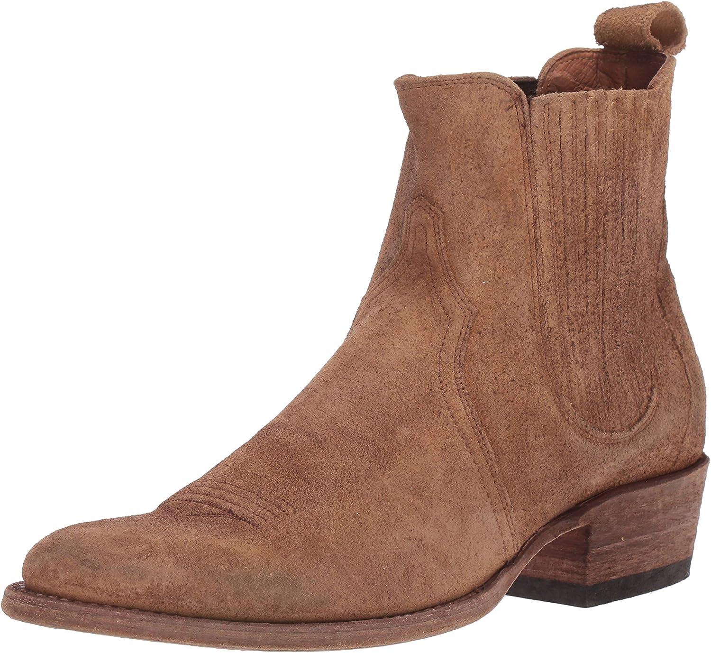 Frye Men's Grady Chelsea Boot: Amazon