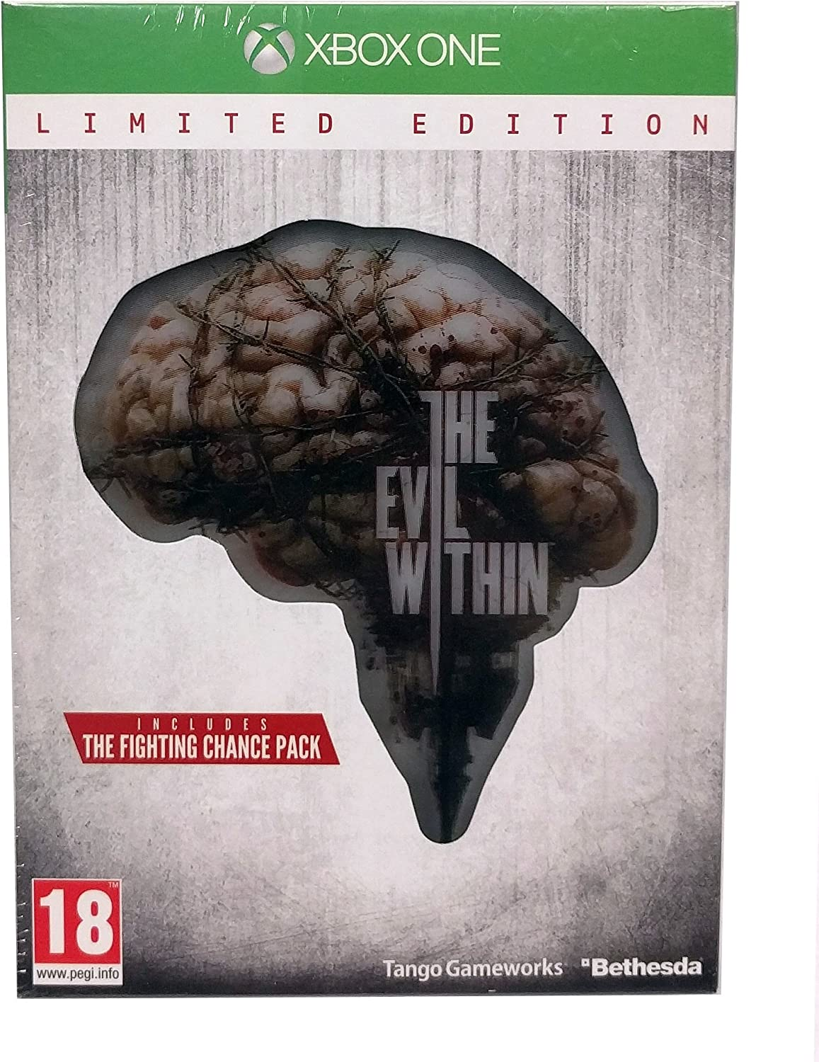 The Evil Within -- Limited Edition (Microsoft Xbox One, 2014 ...