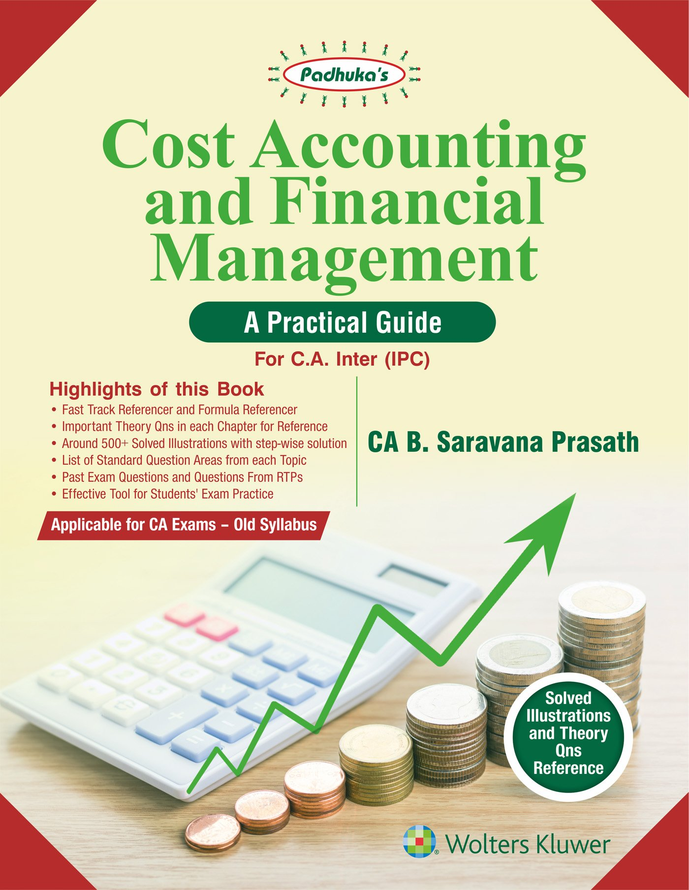 Buy Cost Accounting and Financial Management - A Practical