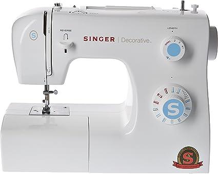 Singer Decorative - Máquina de Coser, (31 Puntadas Ajustables ...