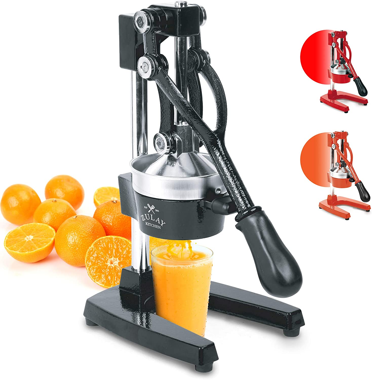 Zulay Professional Citrus Juicer Manual Citrus Press and