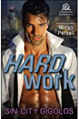 Hard Work (Sin City Gigolos Book 1) Kindle Edition