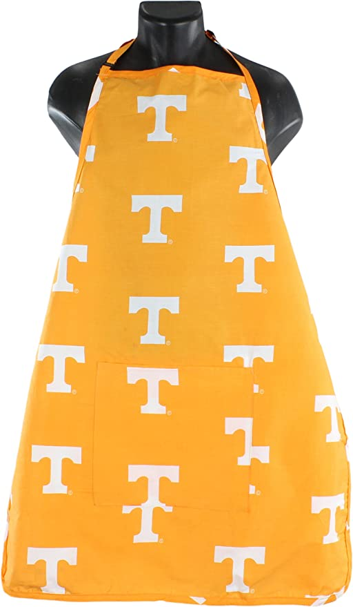 Team Colors College Covers Florida Gators Tailgating or Grilling Apron with 9 Pocket One Size Fully Adjustable Neck