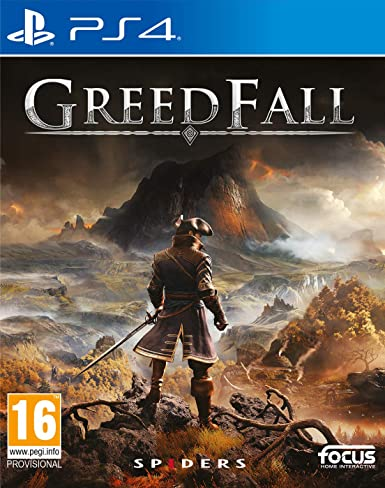 Resultado de imagen de GREEDFALL PS4