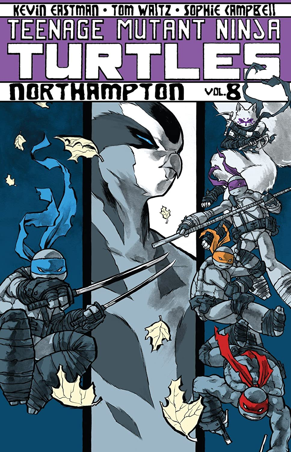 Teenage Mutant Ninja Turtles Vol. 8: Northampton (English ...