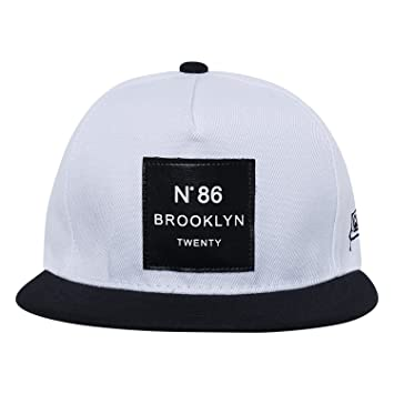 e9825e4f02929 Buy Noise NOICAPSB056 Polyester N 86 Brooklyn Snapback Cap