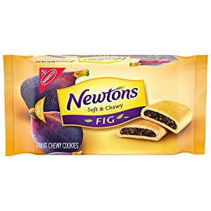 Newtons Soft & Fruit Chewy Fig Cookies, 10 oz Pack