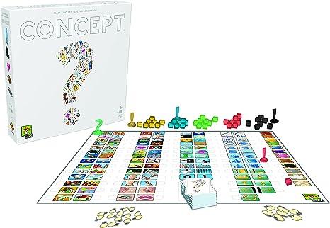 Amazon.com: Concept: Toys & Games