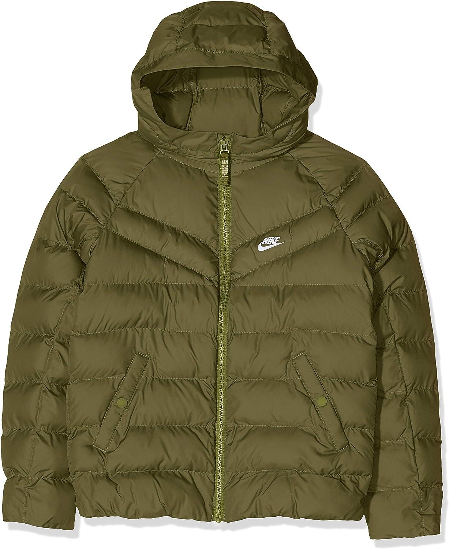 NIKE B NSW Jacket Filled Long Sleeve Top, Unisex niños