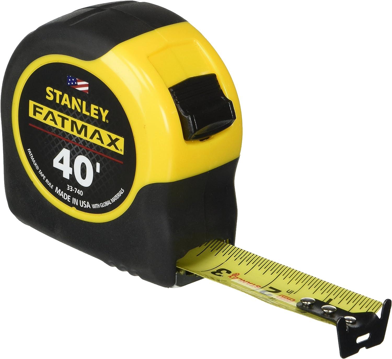 Stanley FatMax 35' Tape Rule 33-735 Measure