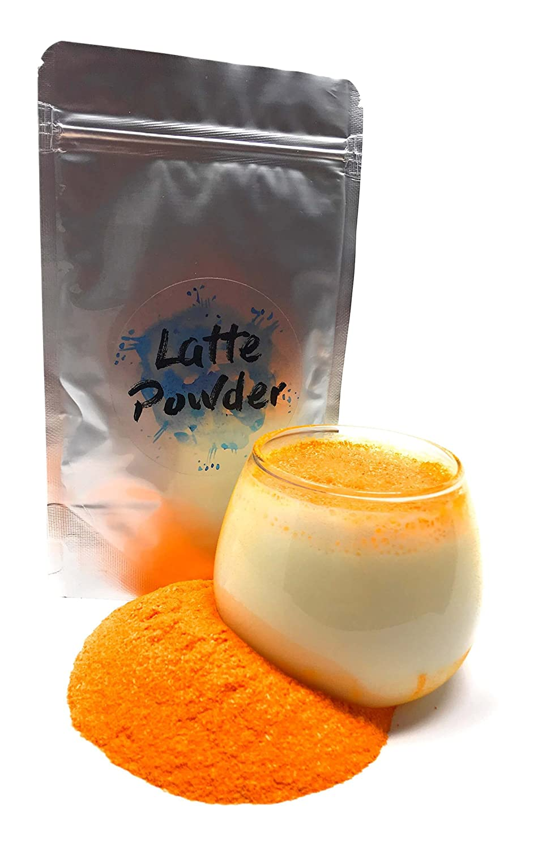 Dunaliella Salina Powder - Organic, Natural Orange Vegan Food Color - Extremely High Quantities Of Beta And Alpha-carotene - Net Weight: 50g/1.8oz