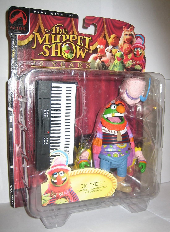 Teeth /& Animal The Muppets Minimates Series 2 Dr