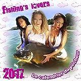 Le Calendrier érotique du pêcheur carpiste original et luxueux regard amusant sur la pêche.