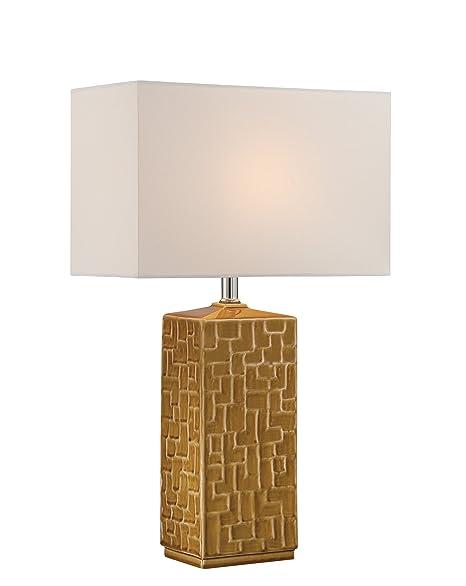Amazon.com: lite source ls-22754 Monico lámpara de mesa ...