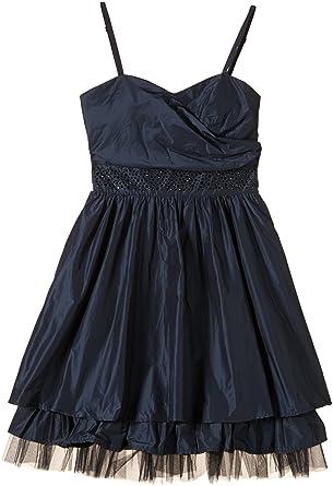 Kleid petrol blau