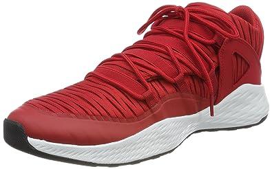 more photos 372ae a06b6 Nike Herren Jordan Formula 23 Low Gymnastikschuhe Rot Gym Red-Pure  Platinum-, 40.5