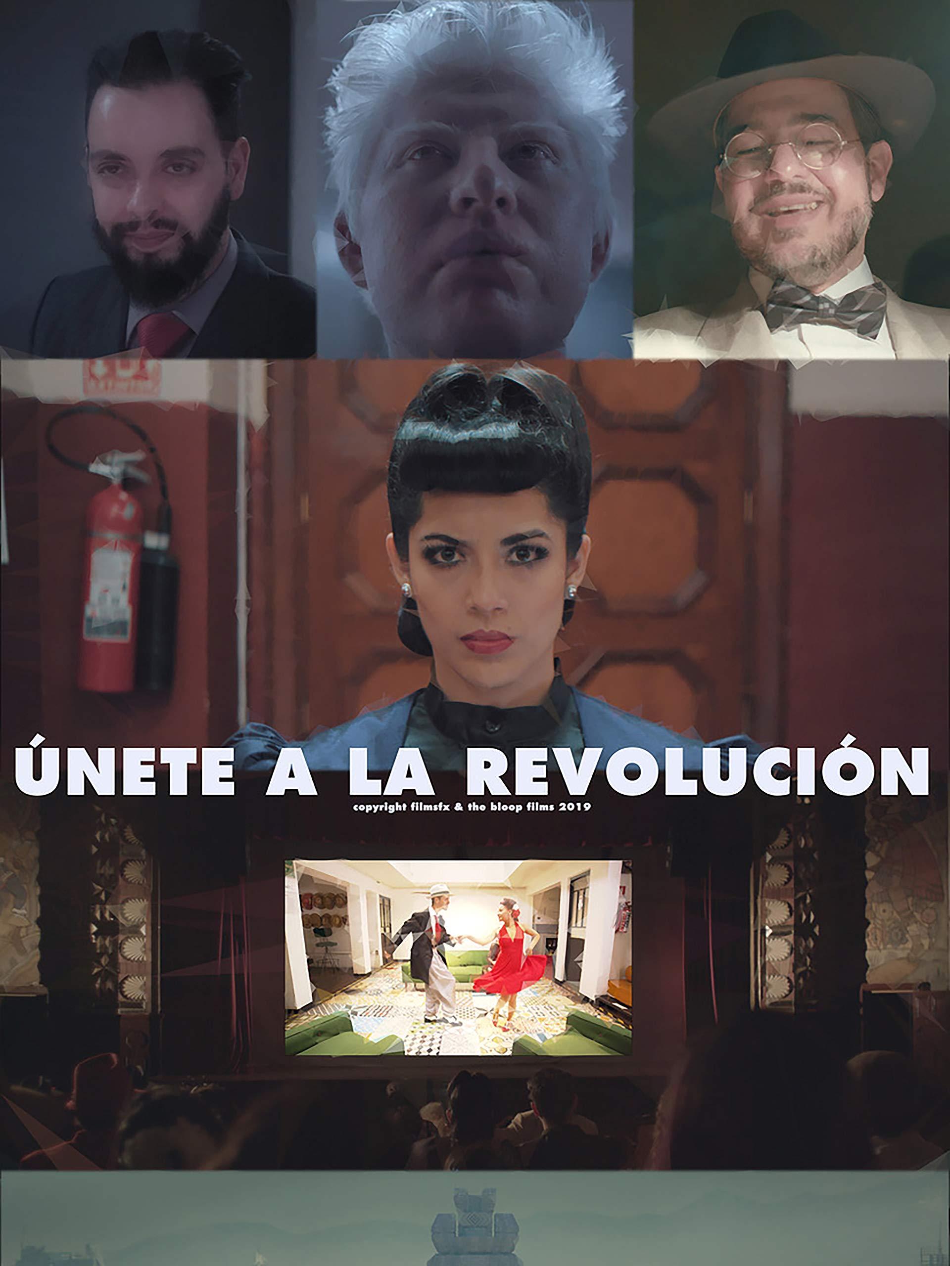 Unete a La Revolución