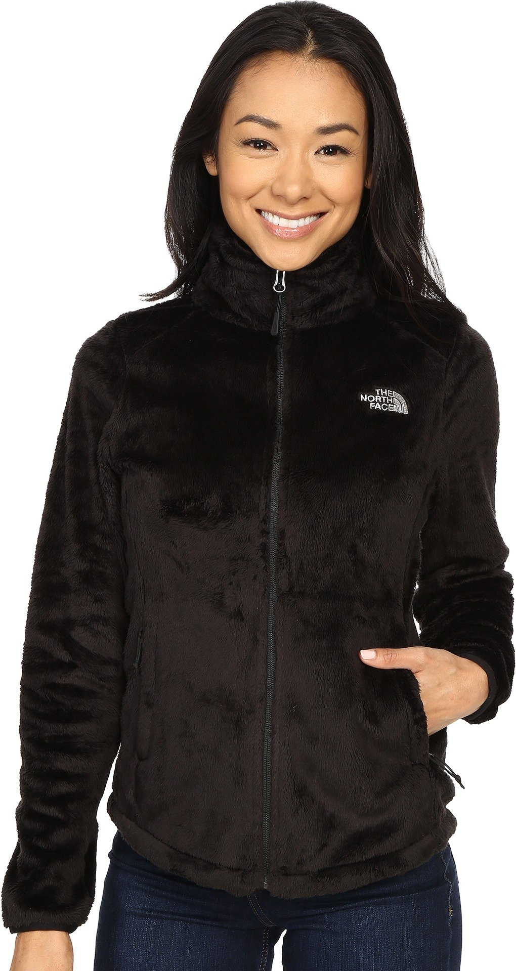 The North Face Women's Osito 2 Jacket Tnf Black Outerwear