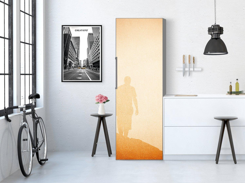 Kleiner Deko Kühlschrank : Amazon creatisto kühlschrankposter xxl kühlschrank cm