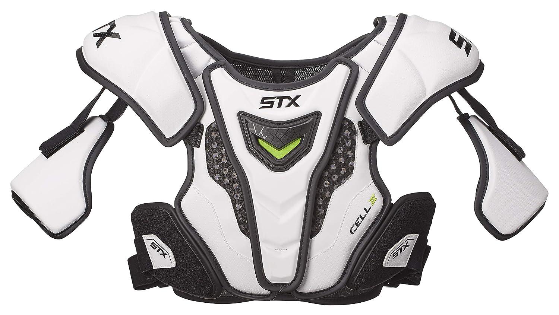 STX Lacrosse Cell 4 Mens Lacrosse Shoulder Pad