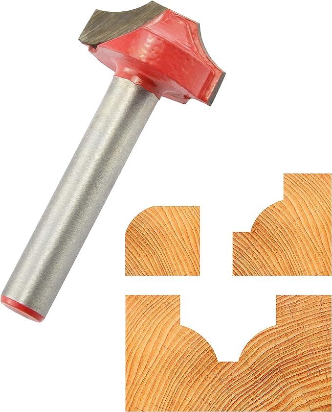 HM WPL Multi Viertelstabfräser Abrundfräser Radienfräser 120 x 20 x 30 mm R 3-10