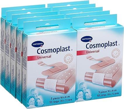 Cosmoplast Tiritas - 15 Unidades: Amazon.es: Belleza