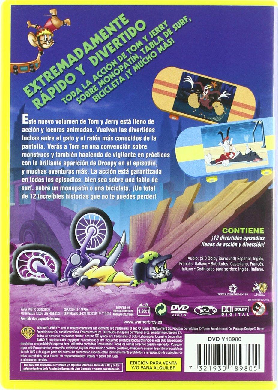 Amazon.com: Tom Y Jerry Locas Aventuras (Import Movie) (European Format - Zone 2) (2008) Varios: Movies & TV