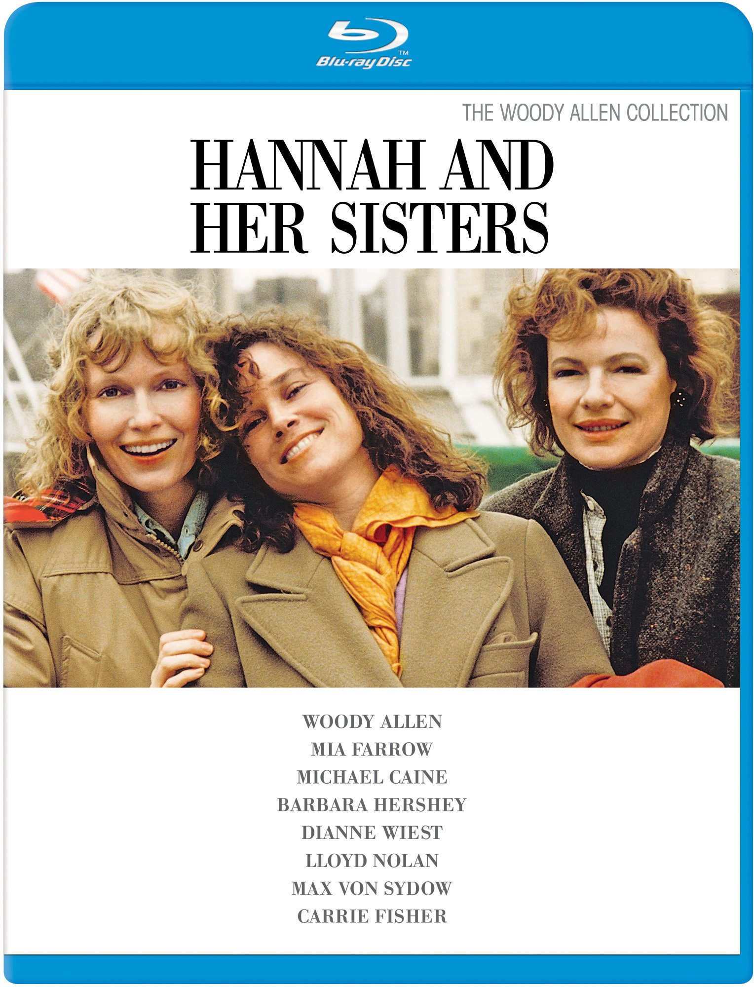 Blu-ray : Hannah and Her Sisters (Widescreen, Dolby, , Digital Theater System)